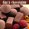 Dan's Chocolates Gift Box