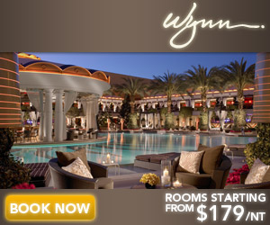 Wynn Las Vegas - Book Now!