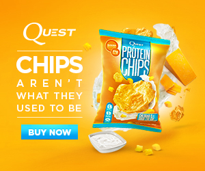 Try Quest Protein Chips
