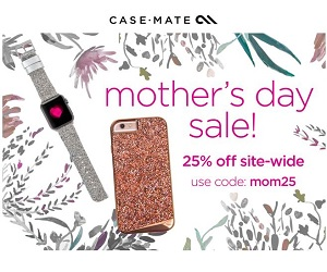 Mother's Day 25% Off Site-wide + FS 300x250