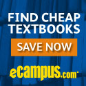 50% OFF Books and College Gear!