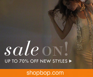 ShopBop Coupon Code!