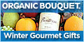 Great Gourmet Gifts at OrganicBouquet.com