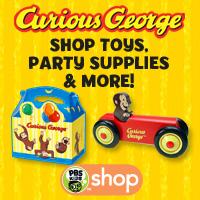 PBS KIDS Curious George Shop