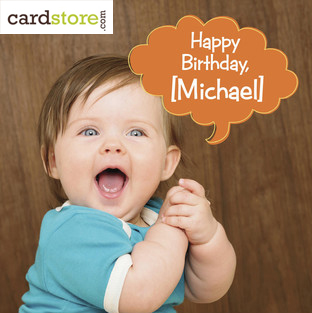 Buy 1 Get 1 Free on all Birthday Cards at Cardstore.com! Use code: CAL2691,  Valid 9/1 thru 9/30