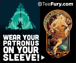 Limited Edition, $11 shirts available on TeeFury.com!