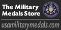USAMilitaryMedals.com Military Medals Store ships to APO/FPOs!