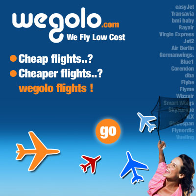 WeGoLo Cheap Flight Finder