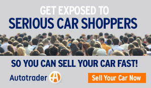 AutoTrader: Get Exposed to Serious Car Buyers