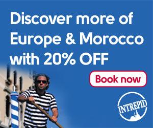 Intrepid Travel Eurocco 300x250