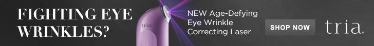 Tria New Product Launch! - Age-Defying Eye Wrinkle Correcting Laser