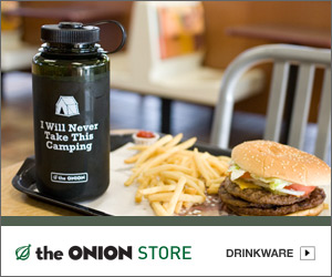 The Onion Store Drinkware