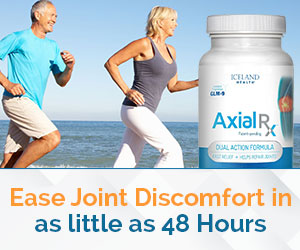 Axial Rx for Joint Pain Relief