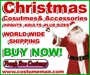 BUY CHRISTMAS COSTUMES HERE!