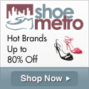 Up to 80% Off Brand Name Shoes at Shoe Metro
