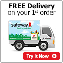 Safeway.com - Free Delivery on Your First Order