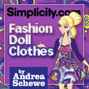 Shop Doll Clothes Sewing Patterns - Simplicity.com