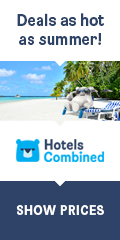 Deals are as hot as summer at HotelsCombined.com