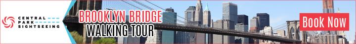 Bridge Tour, Brooklyn Tour, Book Tour