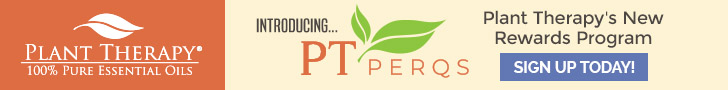 Introducing PT Perqs: Plant Therapy's New Rewards Program! Join NOW to Earn Points!