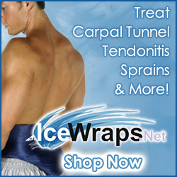 Treat Carpal Tunnel, Sprains, and more today!