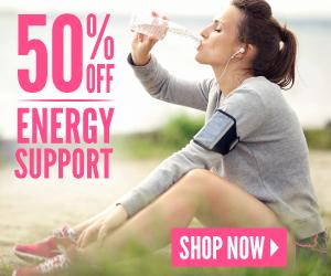 Energy 50% Off