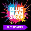 Концерт Blue Man Group (Блу Мен Груп) в Орландо!