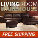 Free Shipping on all orders over $75 at Living Room Warehouse