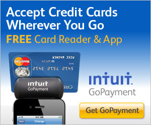 Intuit Payment Solutions homepage