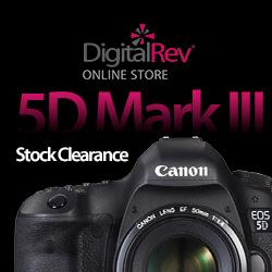 Canon 5D Mark III Clearance
