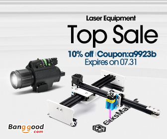 10% OFF for Laser Equipment & Parts