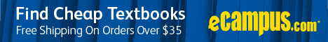 eCampus.com - serving your book and study guide needs