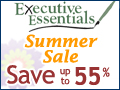 Save Big at Executive Essentials - Get 10% Off plus Free Shipping Good till 12-31-2008