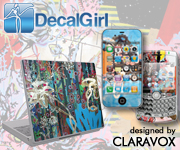 DecalGirl Art by Claravox