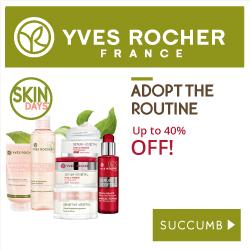 Yves Rocher Promo Code