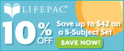 Get your LIFEPAC Today
