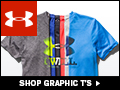 UA Graphic T's - Make a Statement. Shop now >
