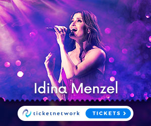 Idina Menzel Tickets