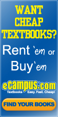 eCampus.com - Buy for less! Sell for more!