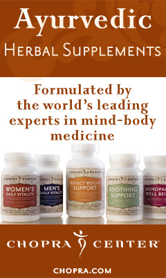Chopra Ayurvedic Herbal Supplements