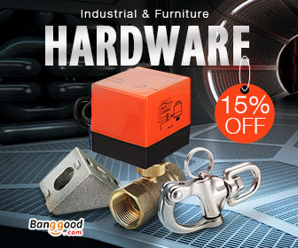 15% OFF for Industrial & Furniture Hardware