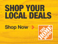 Save up to 60% on Overstocked items at The Home Depot
