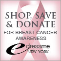 Breast Cancer Awareness 10% Off + 10% Donated