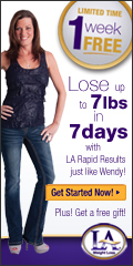 LA to Your Door Rapid Results Diet Program