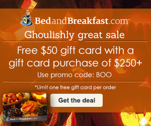 Free $50 gift card with a $250+ purchased