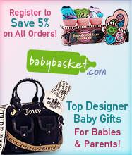 Designer Baby Gifts & Baskets at Babybasket.com