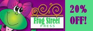 Frog Street Press 20% Off