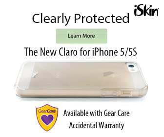 iSkin Claro iPhone 5/5s