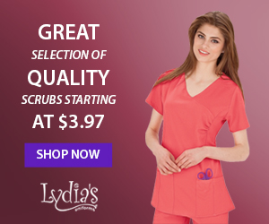 Great Selection on Clearance Scrubs @ Lydia's Uniforms