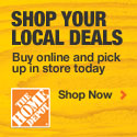 Fall Deals from Home Depot – Today Only